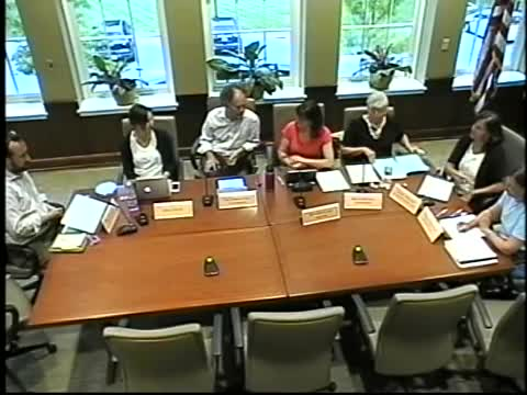 2015 Aug 27 School Committee