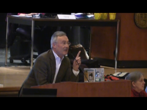 2015 March 28 Town Meeting - PM (Zoning)