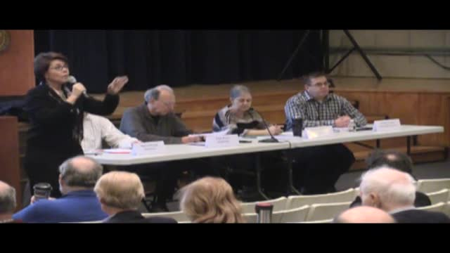 2015 November 14 State of the Town - Part A